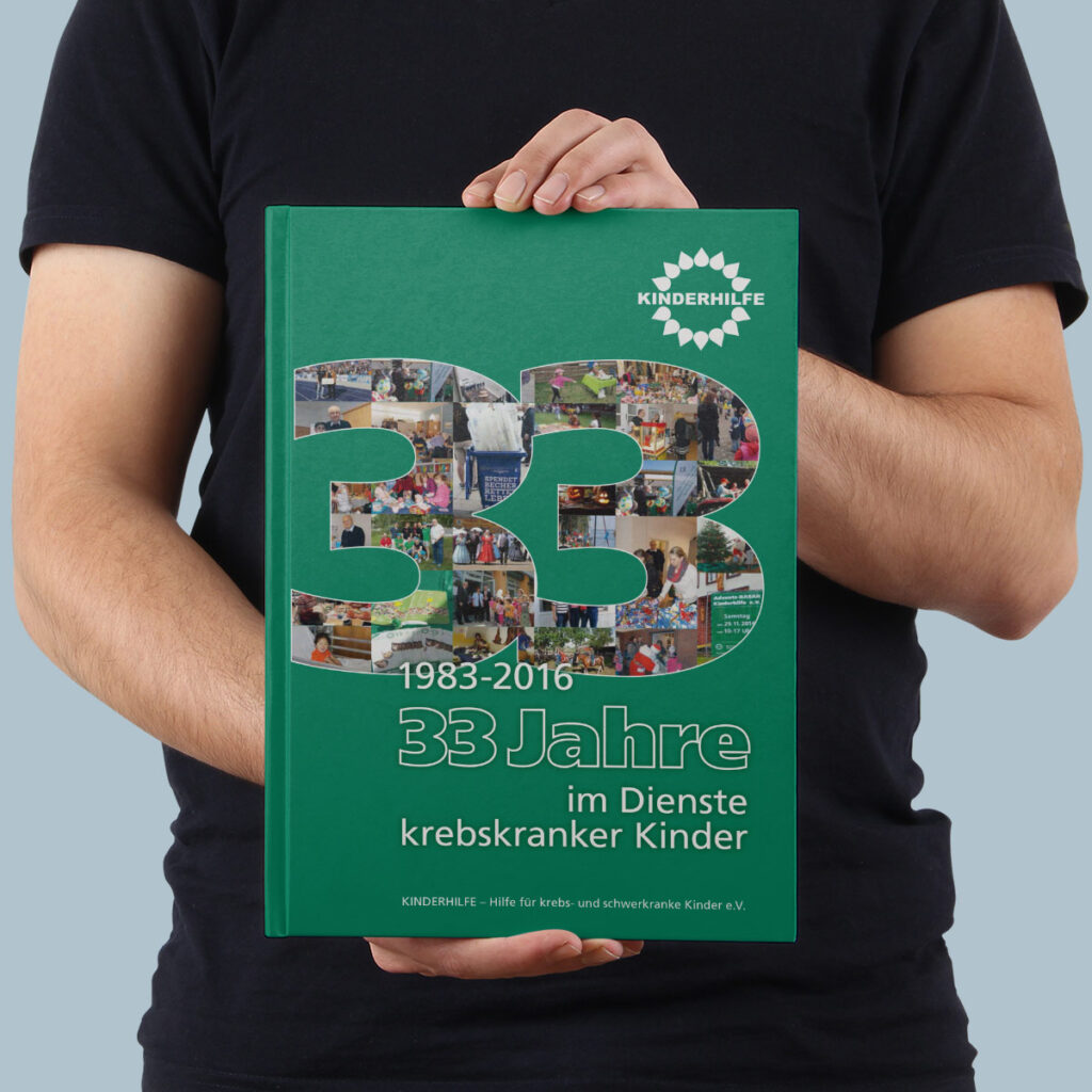 KINDERHILFE Hardcover, Berlin