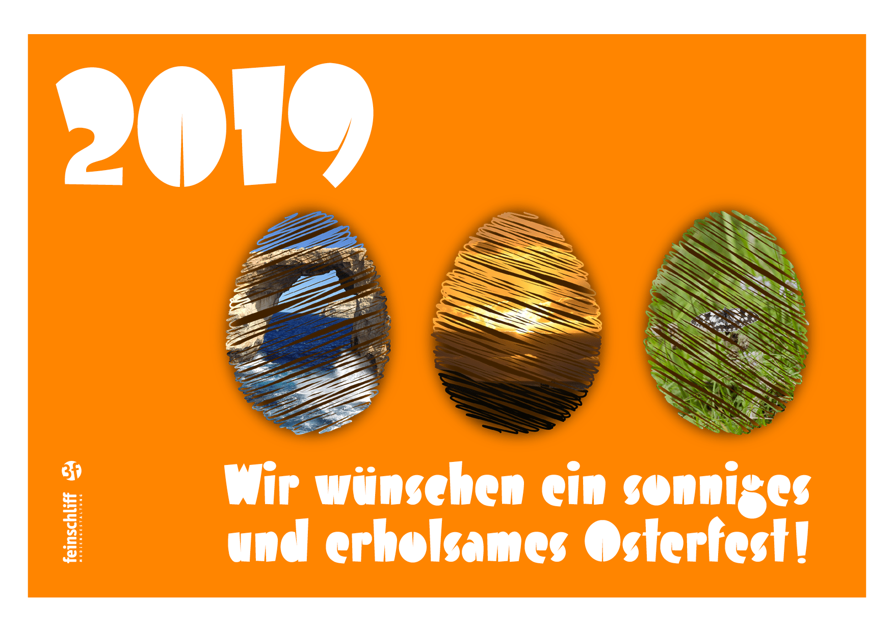 Ostergruß – 3f MEDIENGESTALTUNG Berlin