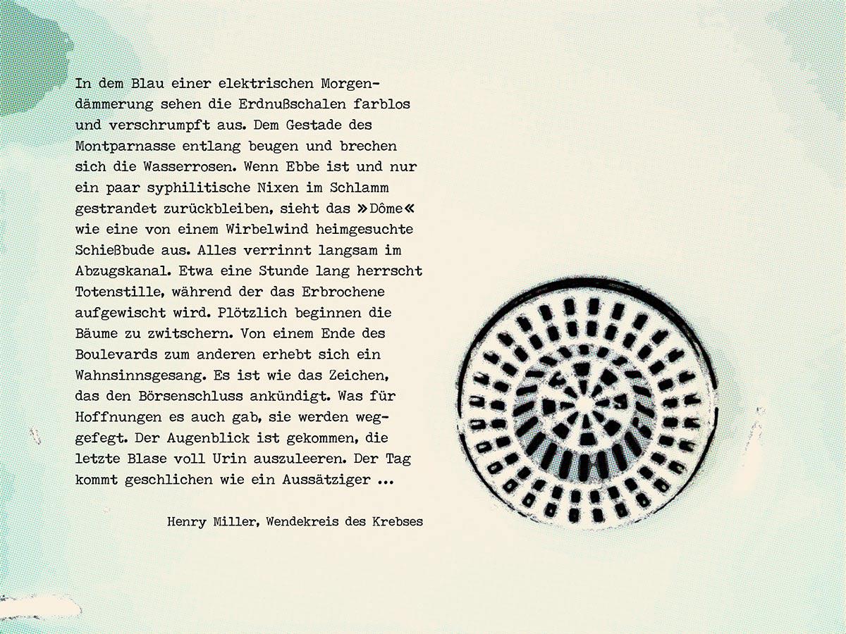 Henry Miller – Wendekreis des Krebses